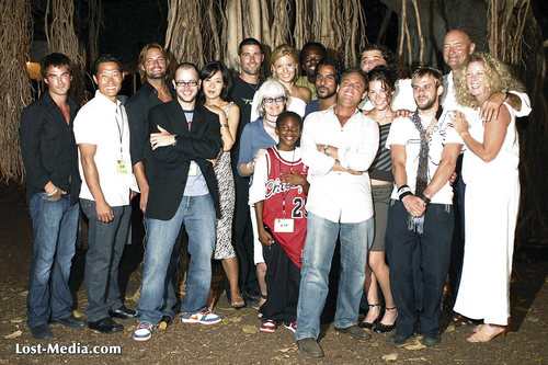 """Lost"" Premiere Party"