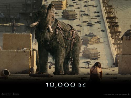 10,000 B.C
