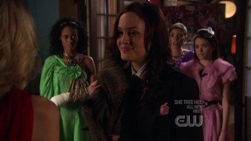 Blair Waldorf kertas dinding called 1x14 screencaps