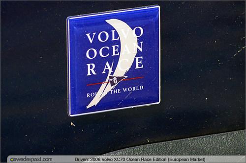 2006 Ocean Race XC70