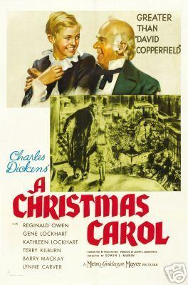 A क्रिस्मस Carol(1938) poster