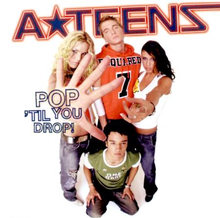 A-Teens Pop Til あなた Drop!