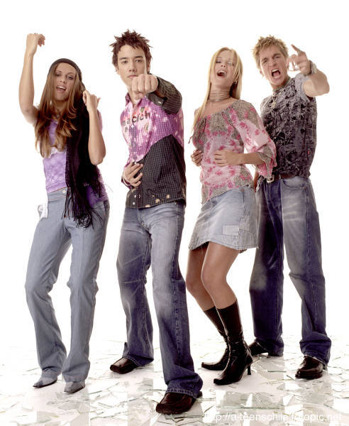 A*Teens ...To The Music