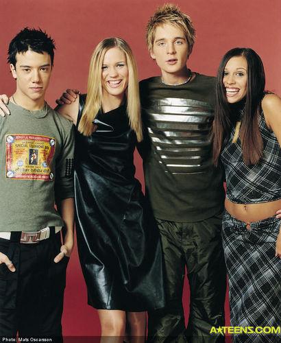 A-Teens Teen Spirit
