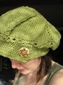 A hat called Verity - knitting photo