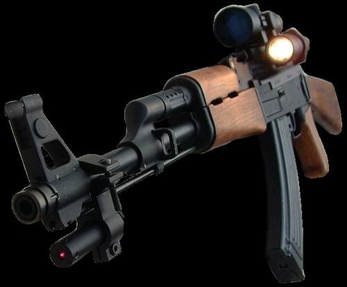 AK- 47