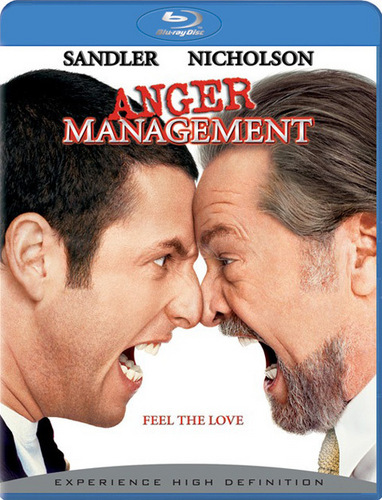 ANGER MANAGEMENT: May 20th
