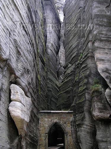 Adršpach-Teplice Rocks