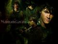 supernatural - Afraid of the dark wallpaper