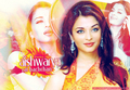 Aishwarya Rai - bollywood fan art