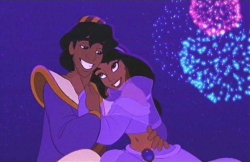 Leading men of disney wallpaper entitled aladdin and melati