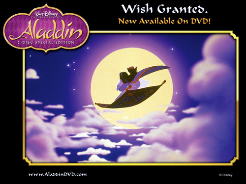 Leading men of Disney wallpaper entitled Aladdin