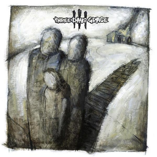 Three Days Grace wallpaper entitled Album Cover