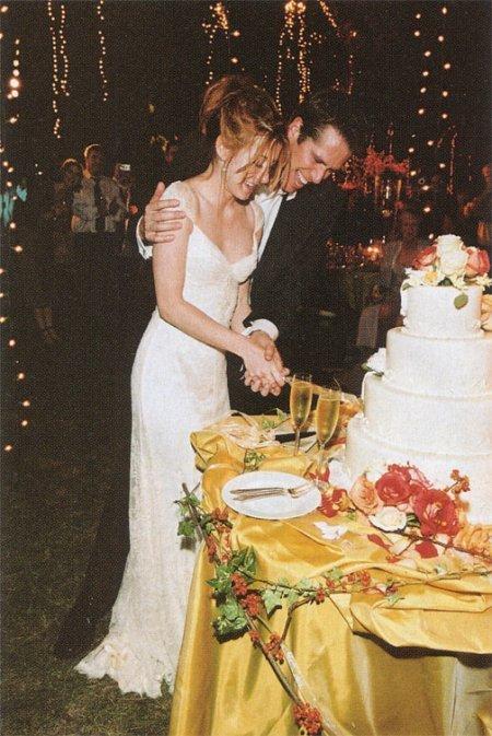 alexis and alys wedding alyson hannigan photo 1063219