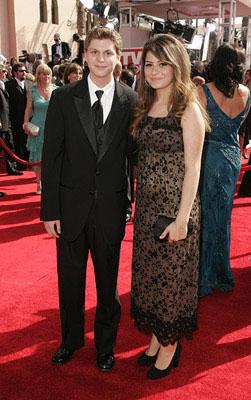Alia & Michael - Emmys 2005