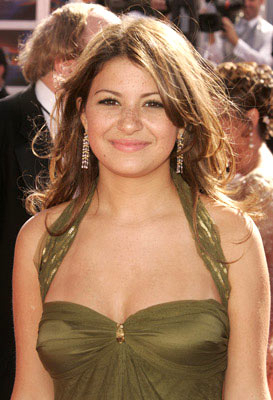 Alia at the Emmys, 2004