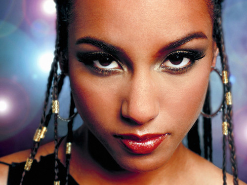 Alicia - alicia-keys Wallpaper