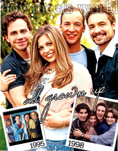 boy meets world TV show topanga sean corey