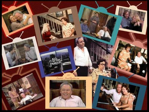 All in the Family - TVs