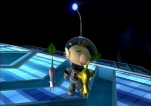 Alternate Captain Olimar Forms