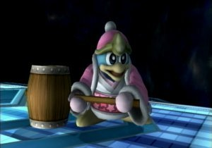Alternate King Dedede Forms