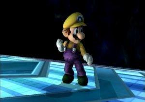 Alternate Mario Forms
