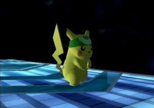 Alternate Pikachu Forms