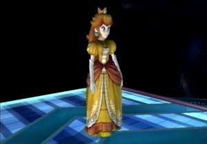 Alternate Princess pic, peach Forms