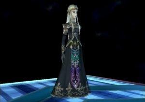 Alternate Princess Zelda Forms
