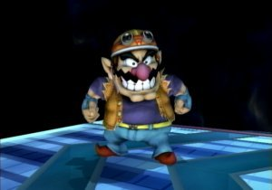 Super Smash Bros. Brawl karatasi la kupamba ukuta called Alternate Wario Forms