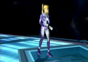 Alternate ZeroSuit Samus Forms