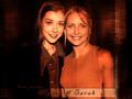Alyson H. & Sarah Michelle Gellar