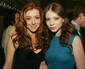 Alyson & Michelle