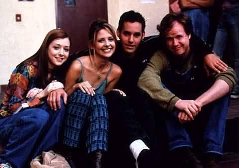 Alyson,Sarah,Nicholas & Joss