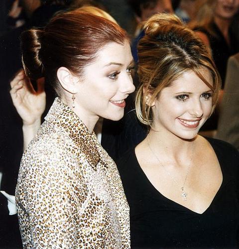 Alyson & Sarah
