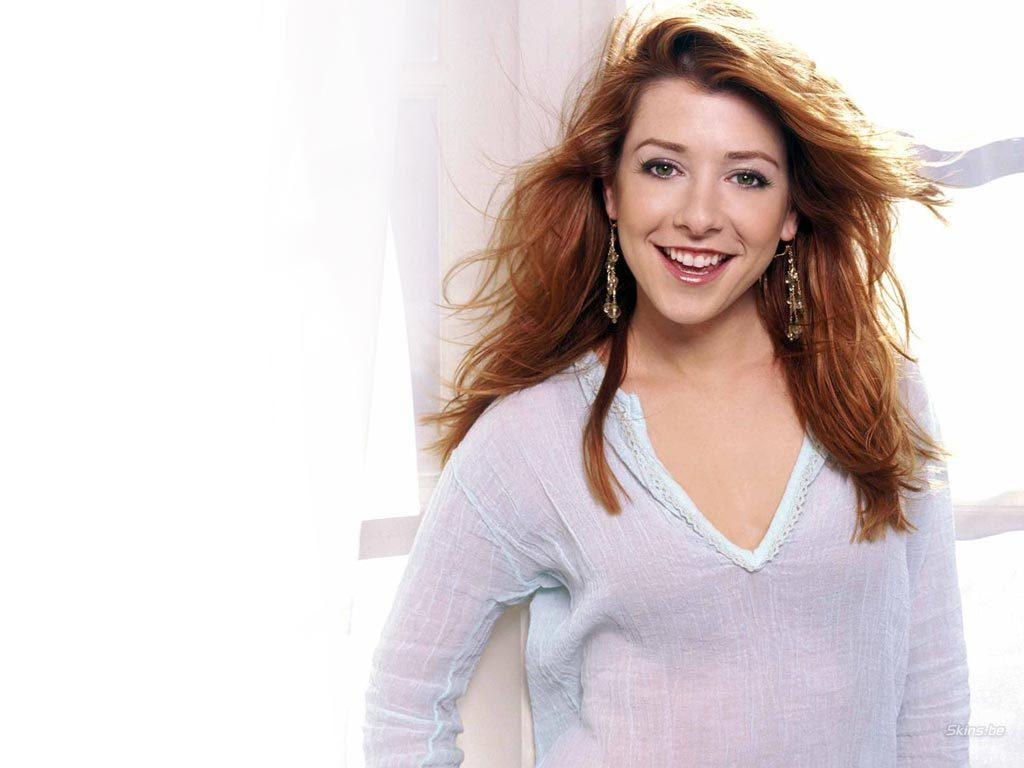Alyson Hannigan wallpaper