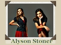 Alyson - alyson-stoner wallpaper