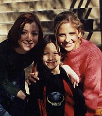 Alyson,boy & Sarah