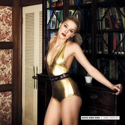 amber heard wallpaper called Amber In GQ