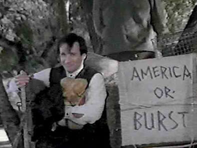 America Or Burst