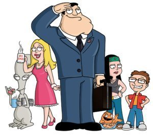 American Dad! wallpaper with anime called American Dad