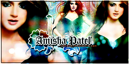 Amisha Patel - bollywood Fan Art