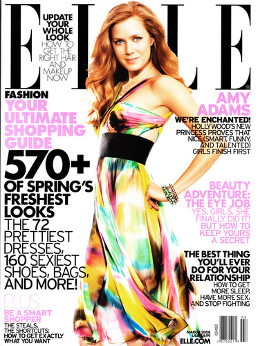 Amy- Elle Magazine March 08