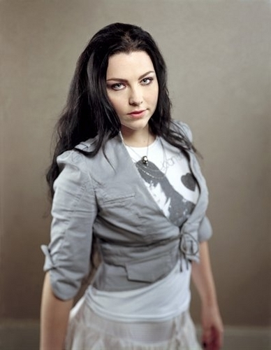 Evanescence wallpaper probably with a shirtwaist and a well dressed person entitled Amy Lee