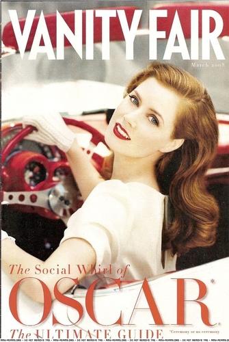 Amy- Vanity Fair March 08