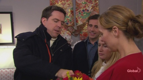 Andy Bernard Images Andy In Dinner Party HD Wallpaper And