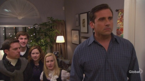 Andy in Dinner Party