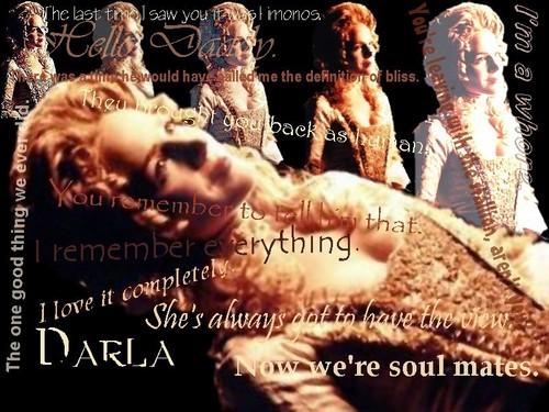 Angel and Darla