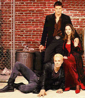 Angel(us),Spike & Dru