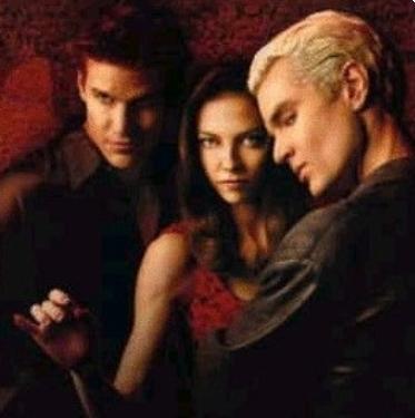 Angelus, Drusilla, and Spike